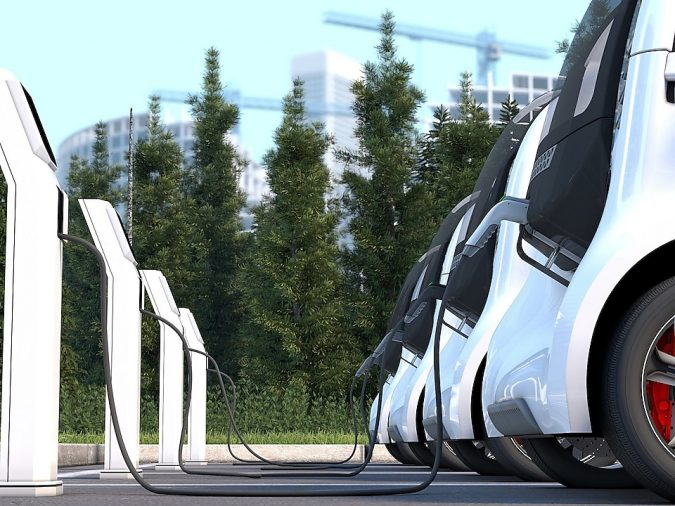 electric-car-charging-station-675x506 Cyber Security Issues of Internet with Electric Vehicles