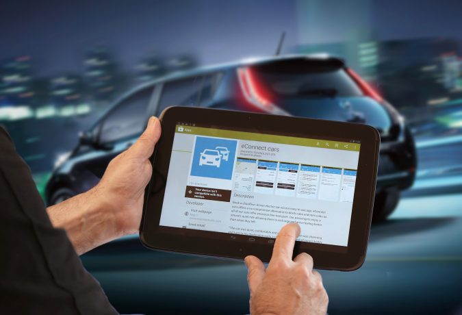 electric-cars-app-675x460 Cyber Security Issues of Internet with Electric Vehicles