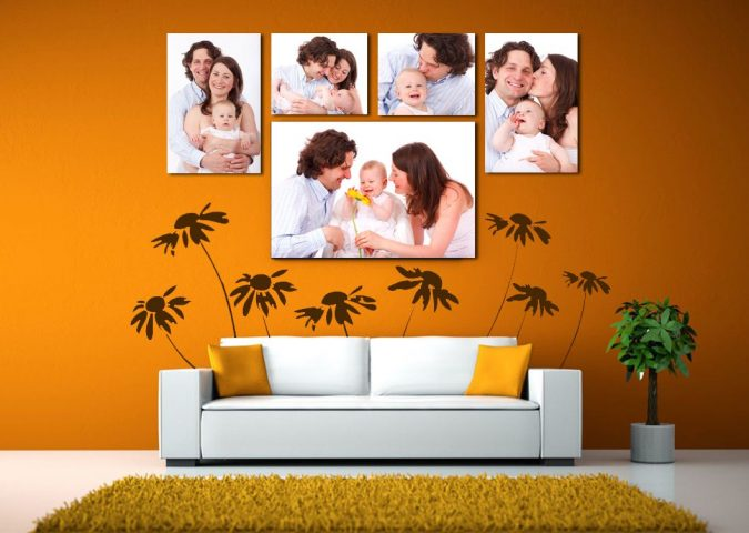 family-portraits-675x480 Top 5 Reasons Art Is Beneficial for Your Home