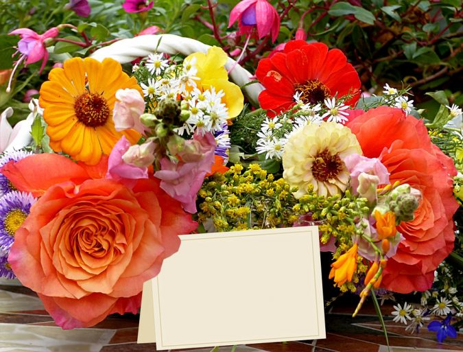 flowers-and-greeting-card-675x513 Celebrate the Sacred Bond of Brother-Sister with Raksha Bandhan Gifts