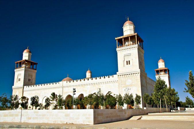 he-Grand-Husseini-Mosque-in-Jordan-675x450 8 Best Travel Destinations in June