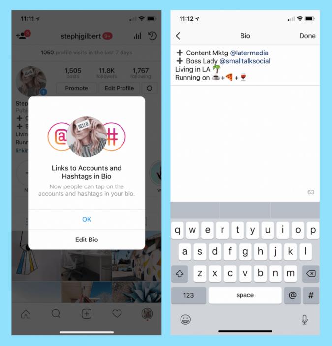 instagram-bio-675x705 Contemporary Methods to Increase Instagram Followers