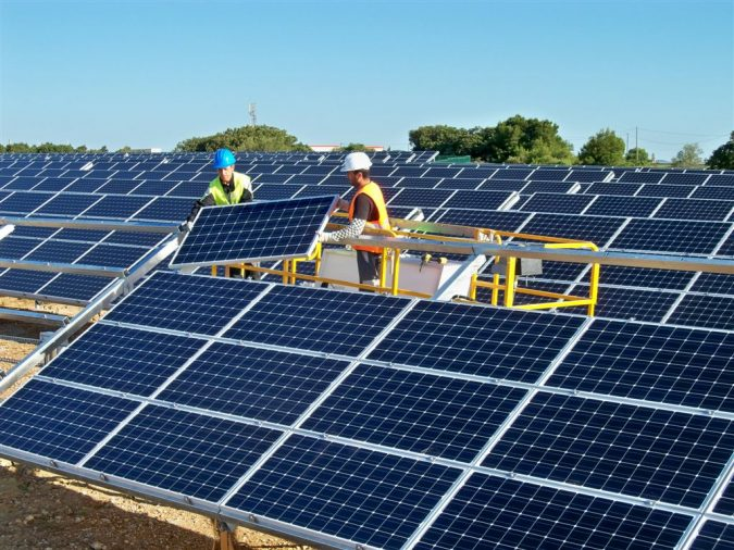 installing-solar-panels-2-675x506 10 Reasons You Must Change to Solar Energy