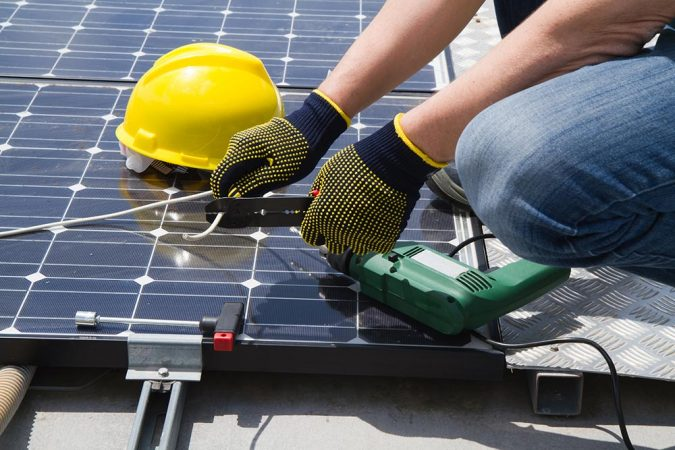 installing-solar-panels-675x450 10 Reasons You Must Change to Solar Energy