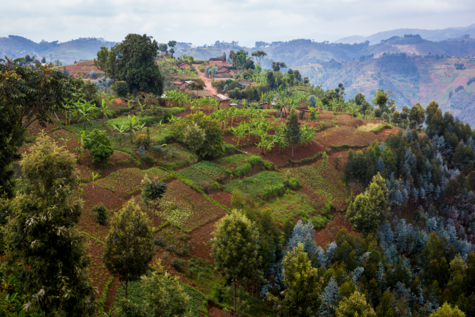 landscapes-in-Rwanda-675x450 8 Best Travel Destinations in June