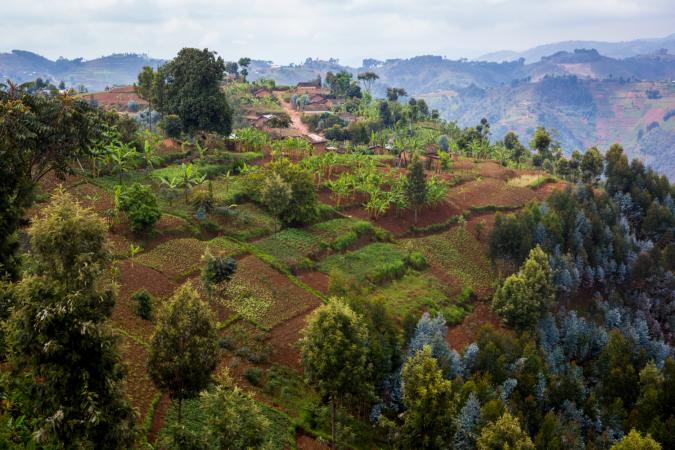landscapes-in-Rwanda-675x450 8 Best Travel Destinations in June
