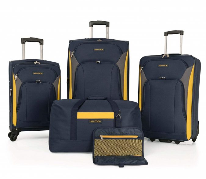 luggage-set-675x589 9 Gift Ideas for The Grad in Your Life
