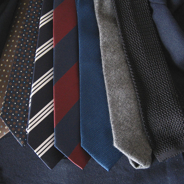 men-accessories-Collection-of-Ties 10 Accessories Every Man Should Own