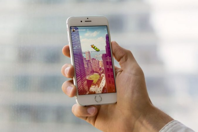 mobile-instagram-Stories-2-675x450 5 Instagram Marketing Trends Altering the Industry