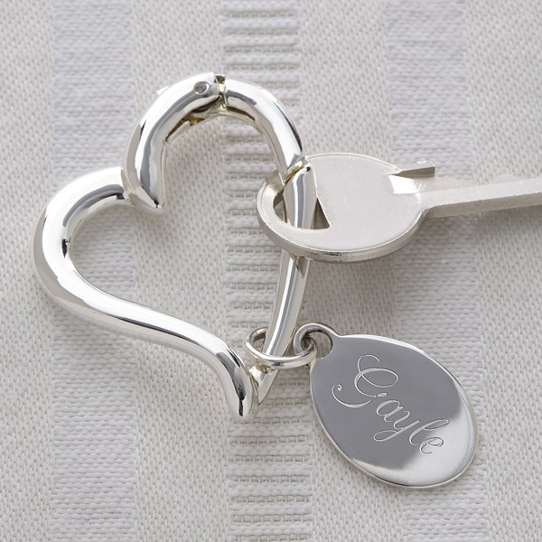 personalized-keyring-gift Celebrate the Sacred Bond of Brother-Sister with Raksha Bandhan Gifts