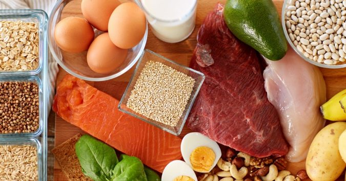 protein-675x354 How Healthy Eating Can Help Hair Growth