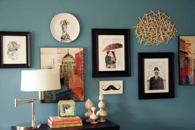 putting-art-on-wall-675x450 Top 5 Reasons Art Is Beneficial for Your Home