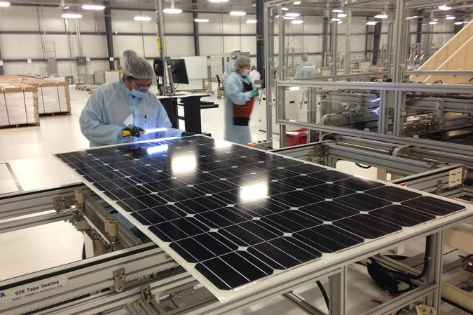 solar-panel-manifacturing-675x449 10 Reasons You Must Change to Solar Energy