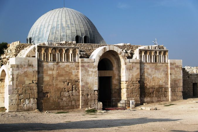 the-Umayyad-Palace-in-Jordan-675x450 8 Best Travel Destinations in June