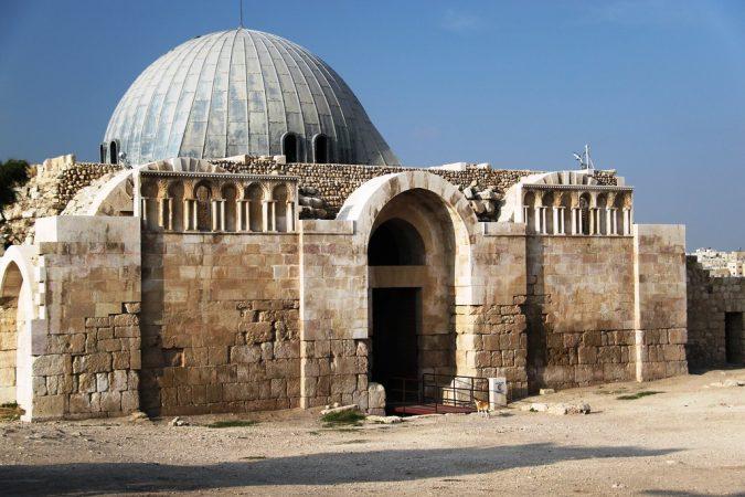 the-Umayyad-Palace-in-Jordan-675x450 8 Best Travel Destinations in June