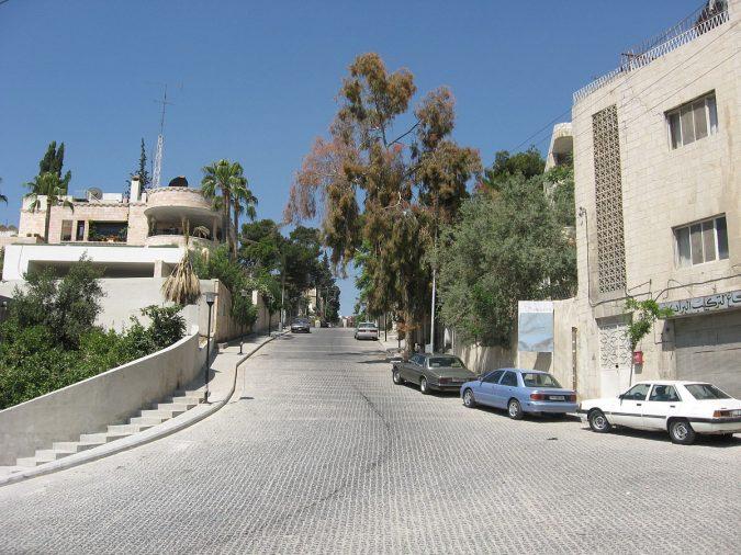 the-beautiful-cobbled-Rainbow-Street-in-Jordan-675x506 8 Best Travel Destinations in June