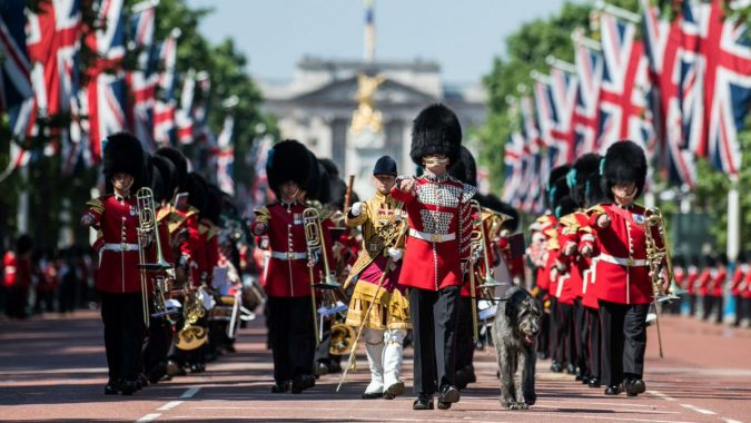 the-large-parade-known-as-Trooping-675x380 8 Best Travel Destinations in June