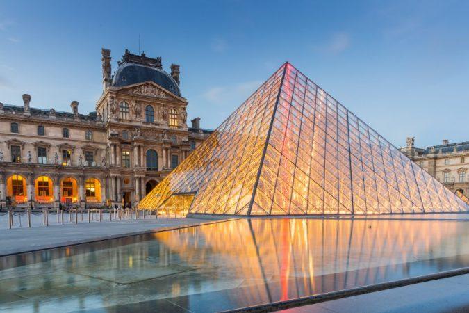 the-louvre-museum-paris-675x450 8 Best Travel Destinations in June