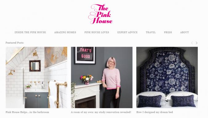 the-pink-house-website-interior-design-675x384 Best 50 Interior Design Websites and Blogs to Follow in 2020