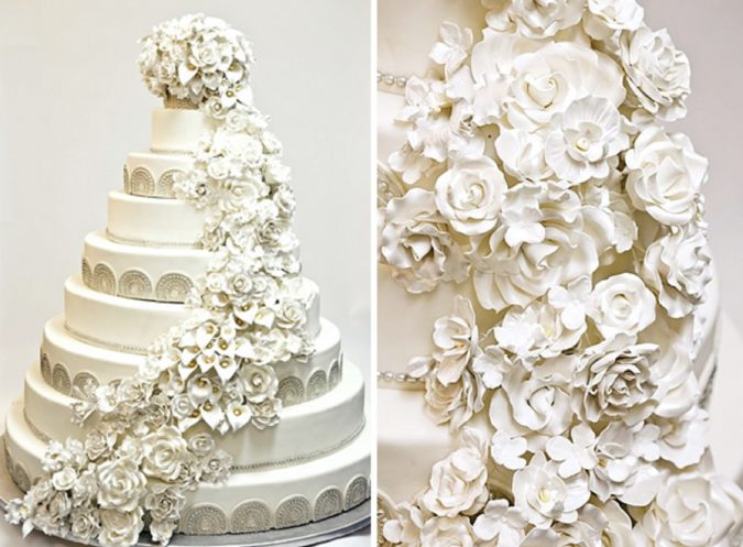 wewdding-cake-675x497 Top 10 Most Expensive Wedding Cakes Ever Made