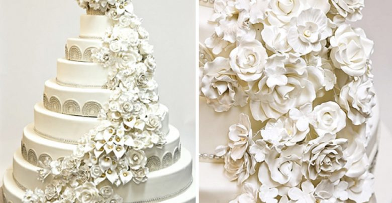 Photo of Top 10 Most Expensive Wedding Cakes Ever Made