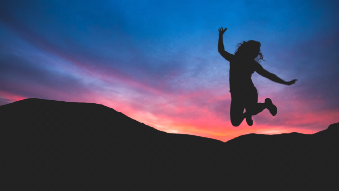 woman-jumping-joy-675x381 How to End Addiction on Your Own Terms