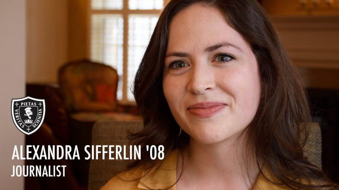 Alexandra-Sifferlin-675x380 Top 10 Best Environmental Journalists in the World for 2020