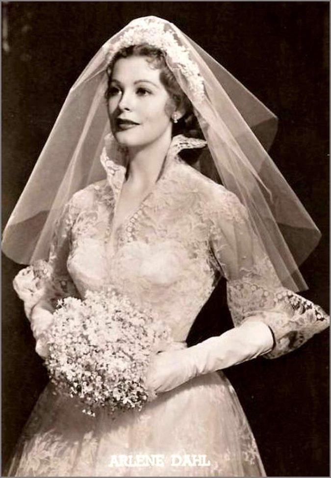 Arlene-Dahl-wedding-dress-by-Helen-Rose-675x974 Top 10 Most Expensive Wedding Dress Designers in 2019