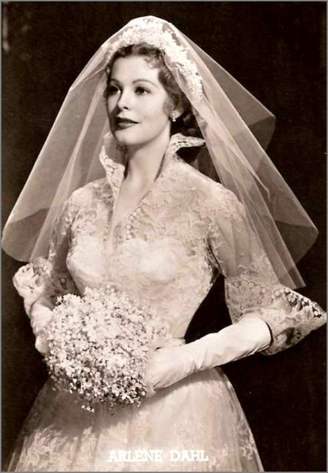 Arlene-Dahl-wedding-dress-by-Helen-Rose-675x974 Top 10 Most Expensive Wedding Dress Designers in 2020
