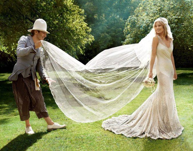 Attractive-John-Galliano-Wedding-Dress-675x528 Top 10 Most Expensive Wedding Dress Designers in 2019