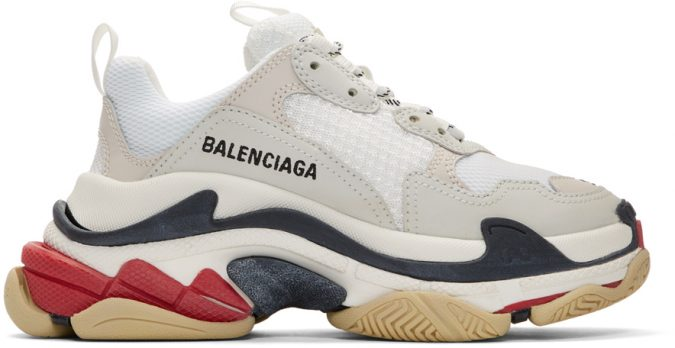 Balenciaga-Triple-S-Sneakers-675x348 Best 20 Balenciaga Shoes Outfit Ideas for Women in 2019