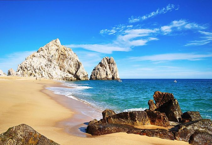 Cabo-San-Lucas-beach-Panama-Canal-675x461 Top 10 Most Luxurious Cruises for Couples in 2019