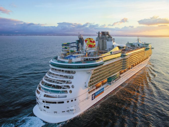Caribbean-cruise-675x506 Top 10 Most Luxurious Cruises for Couples in 2019