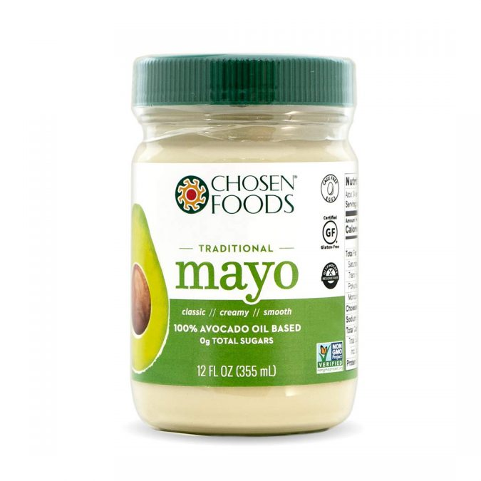Chosen-Foods-Avocado-Oil-Mayo-675x675 Top 20 Latest Forms of Keto Products That Are Perfect