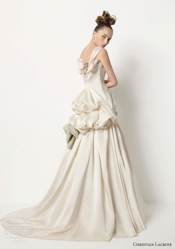Christian-Lacroix-wedding-dresses-1 Top 10 Most Expensive Wedding Dress Designers in 2020