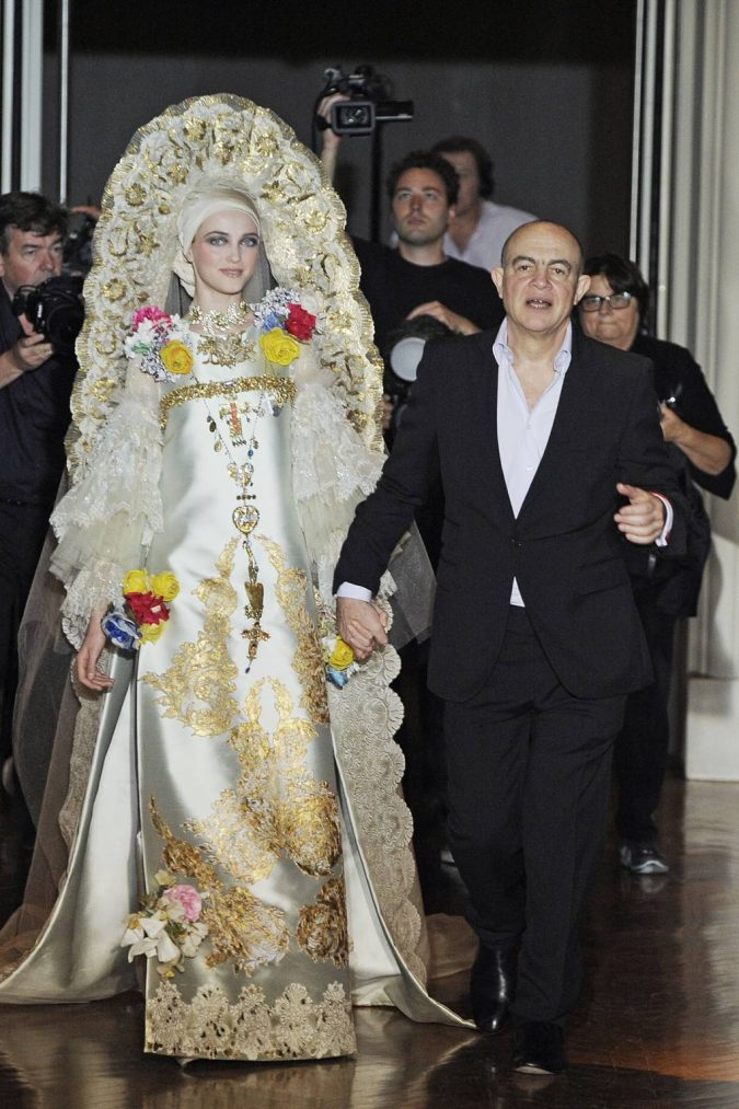Christian-Lacroix-wedding-gown-675x1013 Top 10 Most Expensive Wedding Dress Designers in 2020