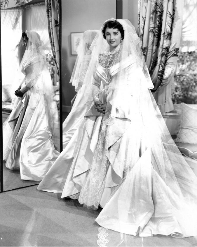 Elizabeth-Taylor-wedding-dress-by-Helen-Rose-675x844 Top 10 Most Expensive Wedding Dress Designers in 2020