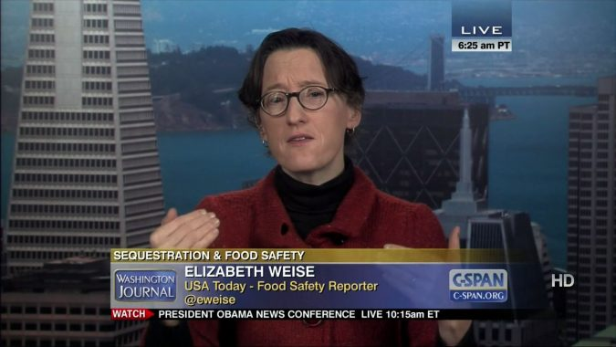 Elizabeth-Weise-675x380 Top 10 Best Technology Journalists‎ in the World