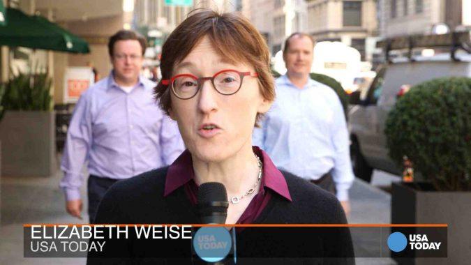 Elizabeth-Weise.-675x380 Top 10 Best Technology Journalists in the World