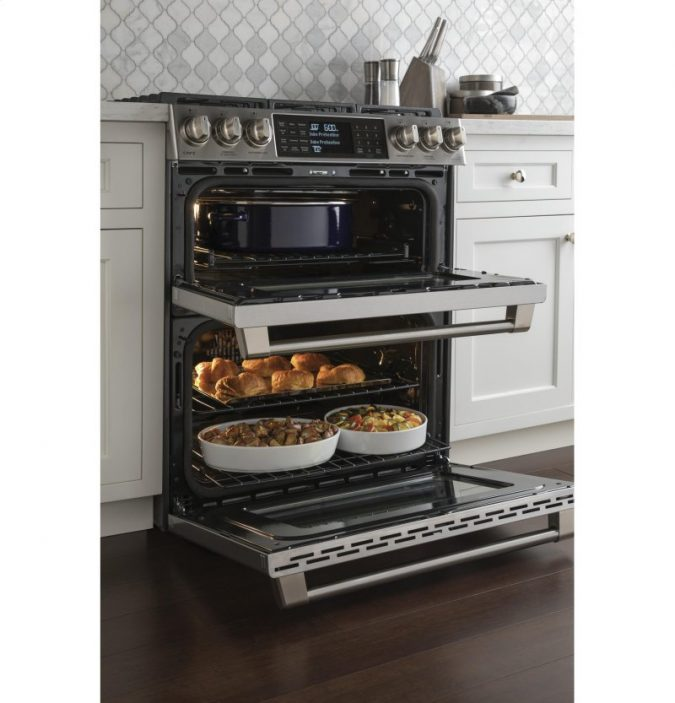 GE-Café-Double-Oven-675x703 5 Smart Home Items That Can Make Your Life Easier