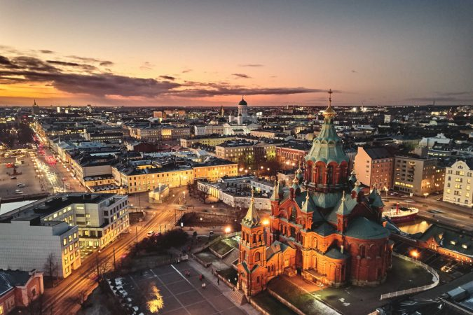 Helsinki-Finland-675x450 Top 5 European Holiday Destinations in 2019
