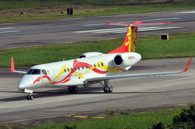 Jackie-Chan-private-jet-3-675x445 15 Most Luxurious Helicopters and Private Jets Owned by Celebrities!