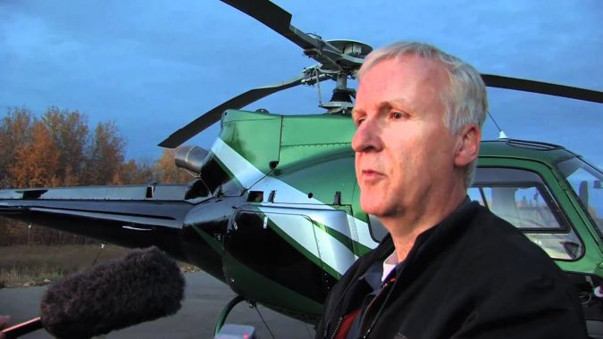 James-Cameron-675x380 15 Most Luxurious Helicopters and Private Jets Owned by Celebrities!
