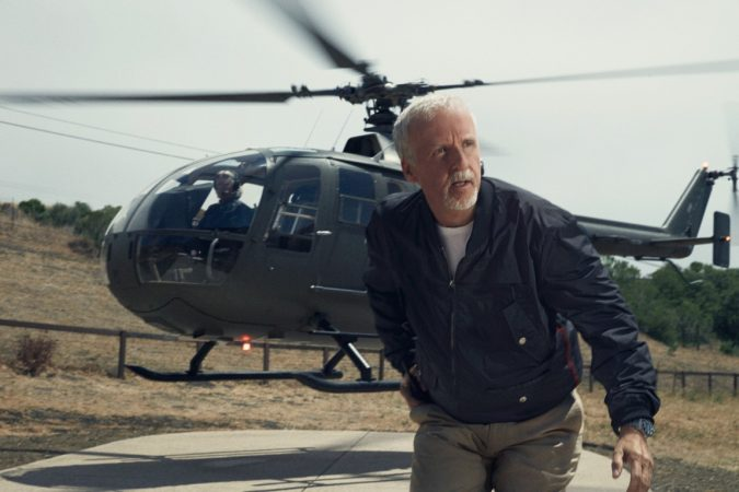James-Cameron-helicopter.-675x450 15 Most Luxurious Helicopters and Private Jets Owned by Celebrities!