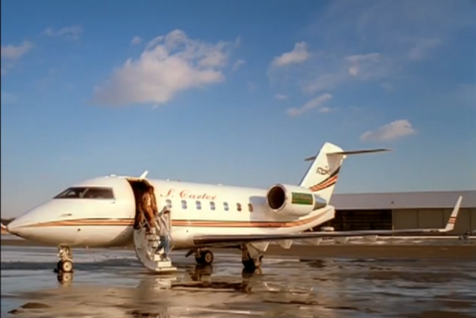 Jay-Z-S-Carter-Jet-675x451 15 Most Luxurious Helicopters and Private Jets Owned by Celebrities!