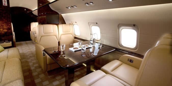 Jay-Z-private-jet.-675x338 15 Most Luxurious Helicopters and Private Jets Owned by Celebrities!