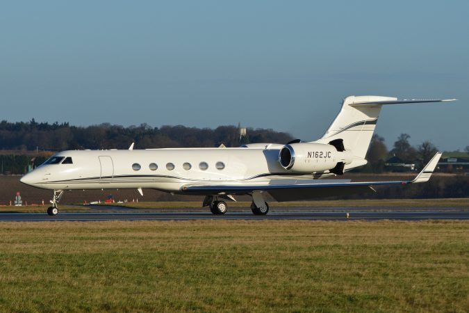 Jim-Carrey-private-jet.-675x450 15 Most Luxurious Helicopters and Private Jets Owned by Celebrities!