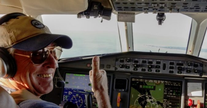 Jimmy-Buffett-Plane-675x353 15 Most Luxurious Helicopters and Private Jets Owned by Celebrities!