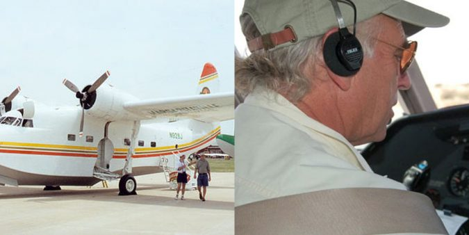 Jimmy-Buffett-private-jet-675x338 15 Most Luxurious Helicopters and Private Jets Owned by Celebrities!