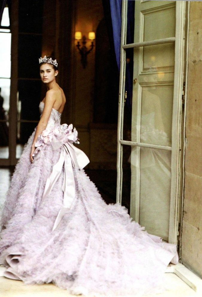 John-Galliano-wedding-dresses-675x992 Top 10 Most Expensive Wedding Dress Designers in 2019
